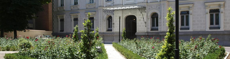 Palacio marqués de Fontalba