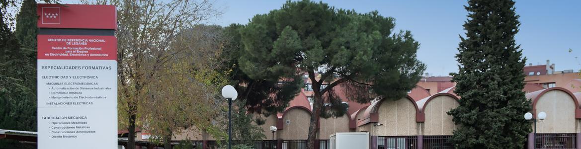 Centro de Formación Leganés