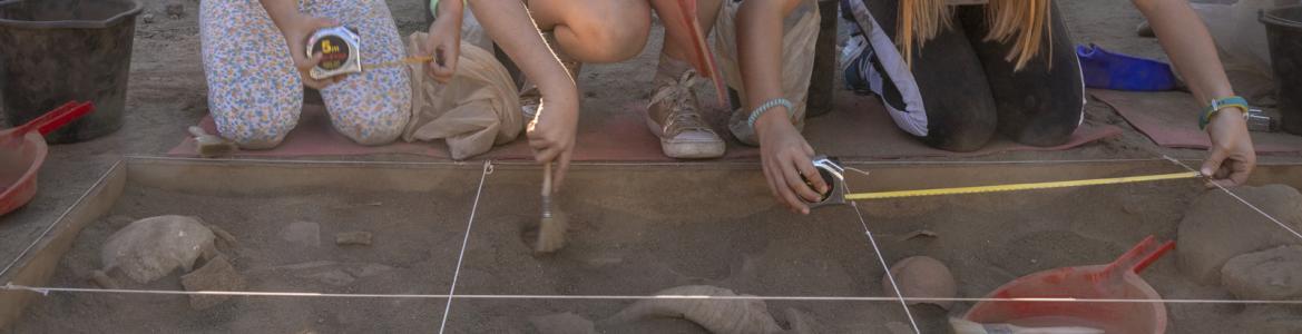 arqueologos por un día
