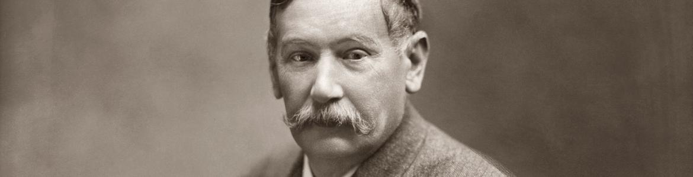 Retrato de Benito Pérez Galdós
