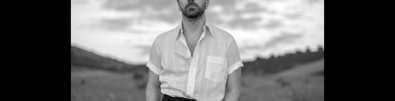 Imagen del cantante Vicente Navarro