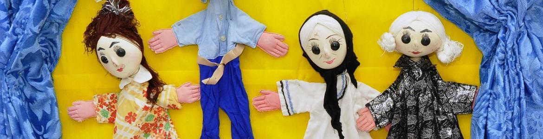 Imagen de marionetas