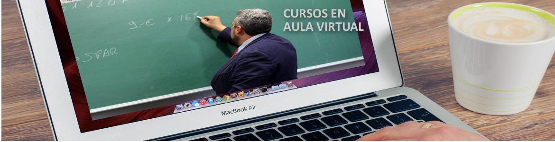 cursos en aula virtual