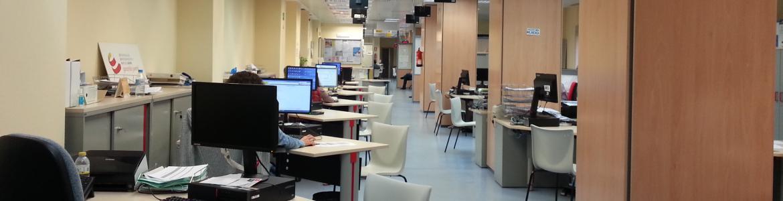 Oficina de empleo barrio del pilar comunidad de madrid for Oficina de empleo azca madrid