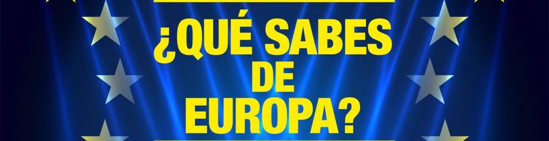 Concurso ¿Qué sabes de Europa?