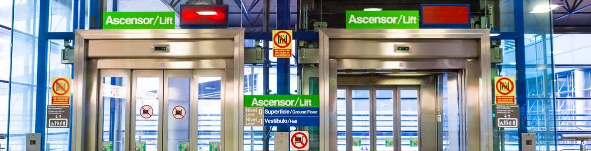 Ascensor Metro