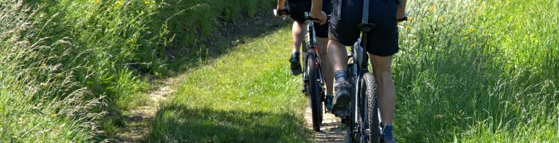 Ciclismo en la naturaleza
