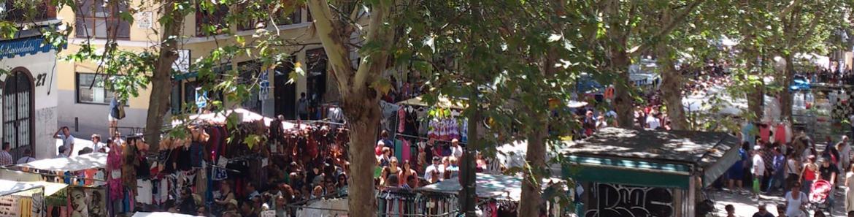 El Rastro. Foto de turismomadrid.es