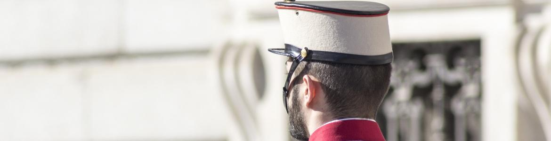Guardia Real español