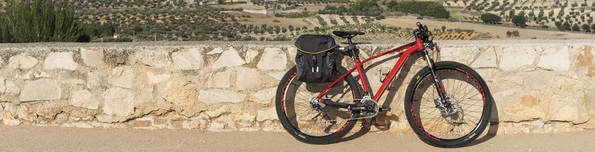 Ciclismo y paisaje