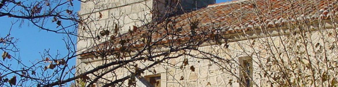 Iglesia de San Nicolás de Bari en Lozoyuela