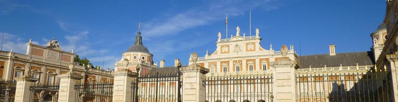 Palacio real. Aranjuez