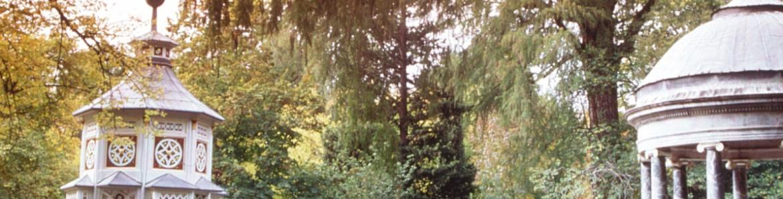 Parques y jardines históricos. Jardines de Aranjuez