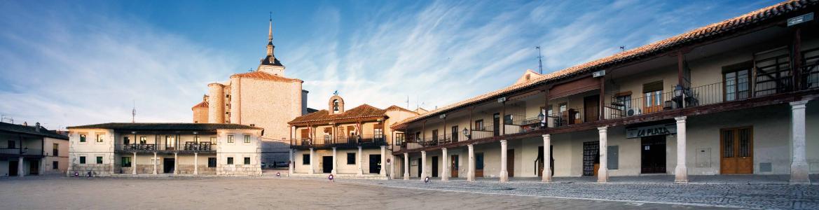Plaza Mayor Colmenar de Oreja