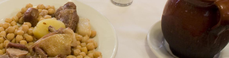 Restaurante La Bola de Madrid