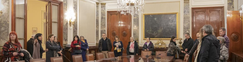 Visitas guiadas palacio de Fontalba