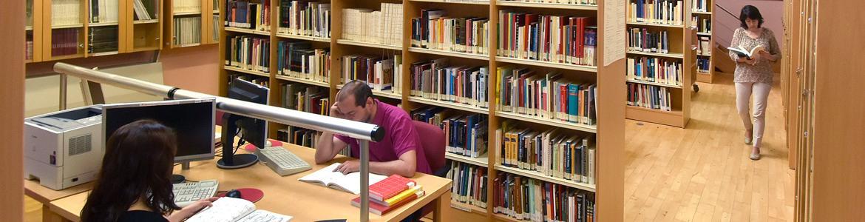 Biblioteca MAR _© MAR / Foto: Mario Torquemada - MAR