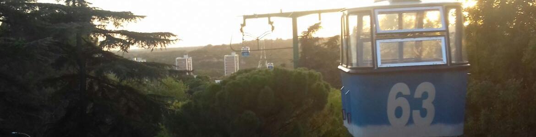 Cabina teleférico Rosales