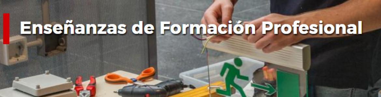 FP Comunidad de Madrid
