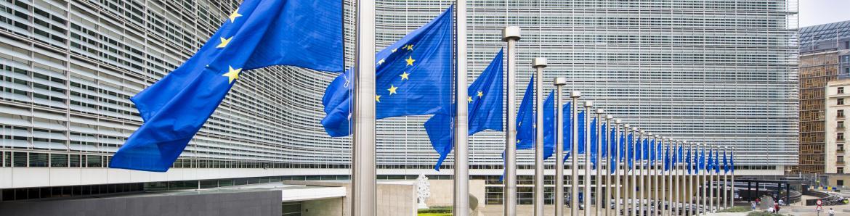 Comisión Europea. Edificio Berlaymont. Bruselas