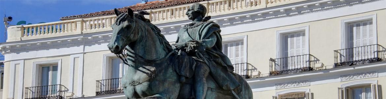 Estatua de Carlos III
