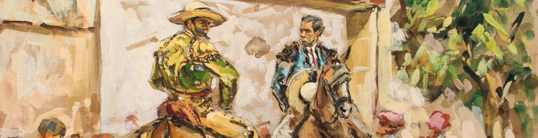 Pintura de Humberto Parra