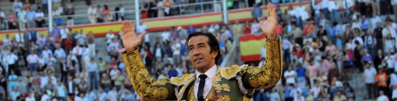 El torero Juan Mora en Las Ventas