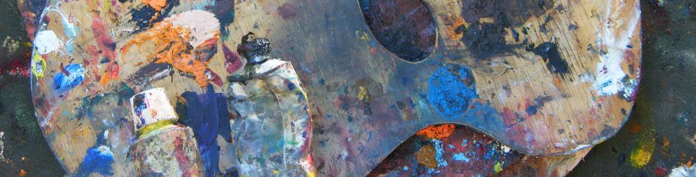 imagen de herramientas de pintor