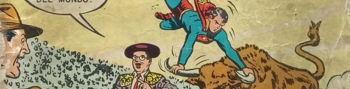Superman torero