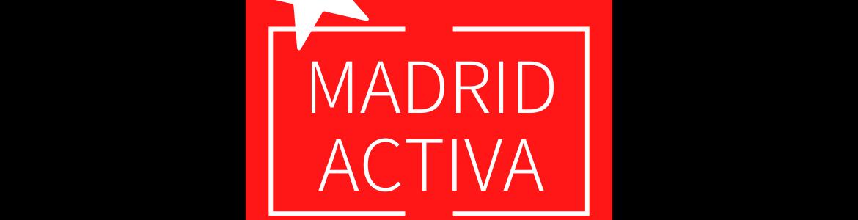 Logo Madrid Activa