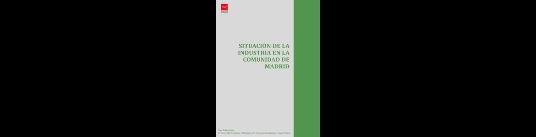 Situación de la industria Comunidad de Madrid