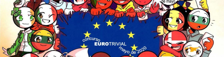 Niños con las caras pintadas con las banderas de la UE