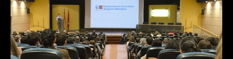 Aula Magna del Hospital Gregorio Marañón
