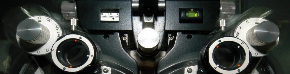Instrumentos de Optometría