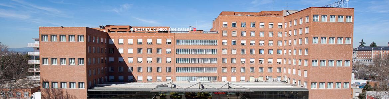 Hospital Clínico San Carlos - Acceso de Urgencias