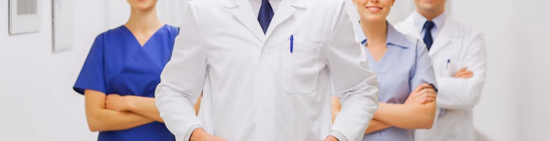 Grupo de profesionales sanidad