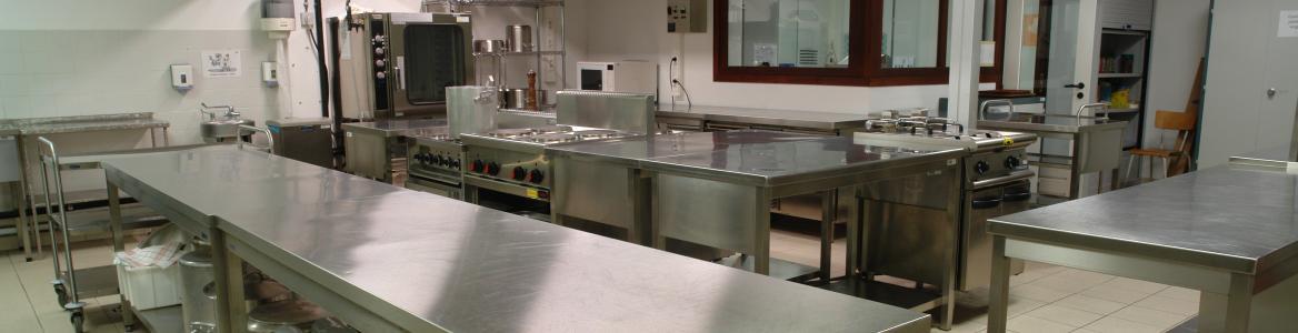 Cocina de Hospital