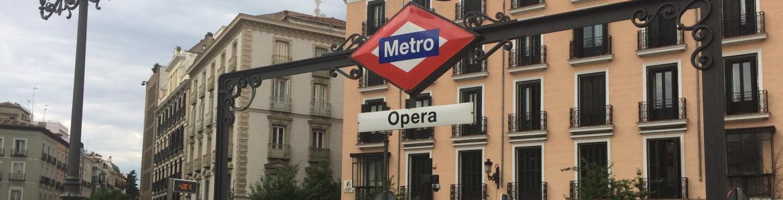 Estación de Ópera