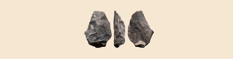Restos del yacimiento del Ensanche de Vallecas