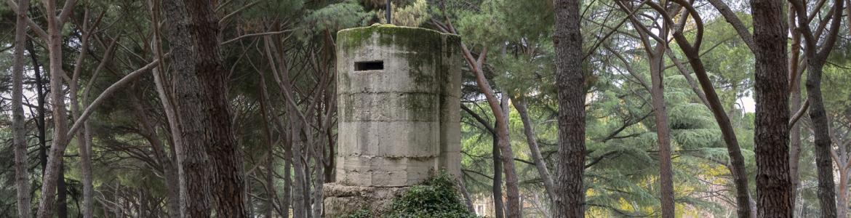 Imagen del Fortin del Parque del Oeste