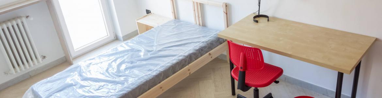 habitación estudiante