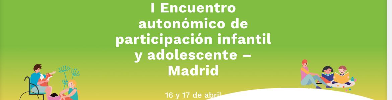 Primer encuentro de participación infantil y juvenil