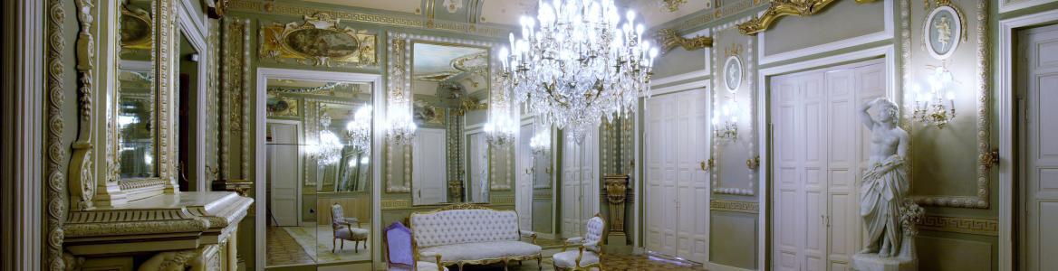 Bienvenidos a palacio