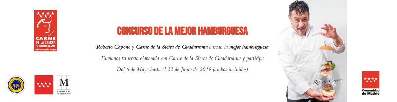 Banner Concurso Hamburguesa