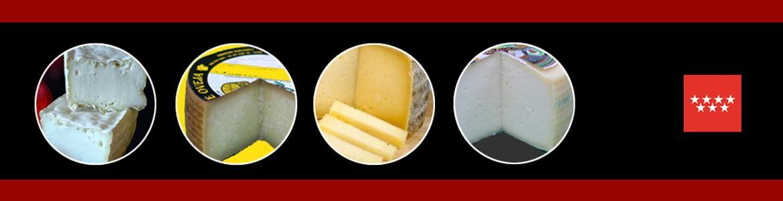 Madrid Rutas del queso