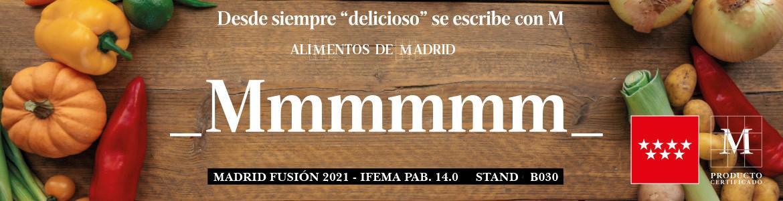 BANNER MADRID FUSIÓN 2021