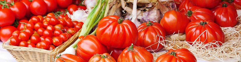Cestas tomates varios
