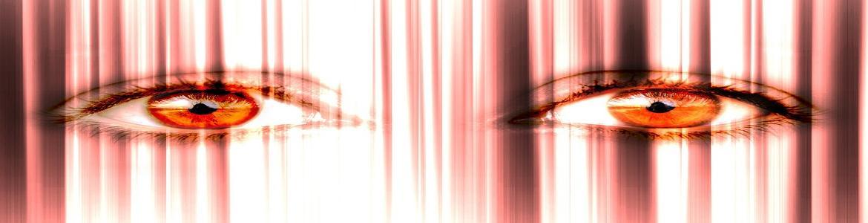 Fotografía de ojos femeninos