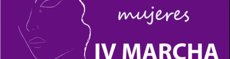 IV Marcha contra la violencia