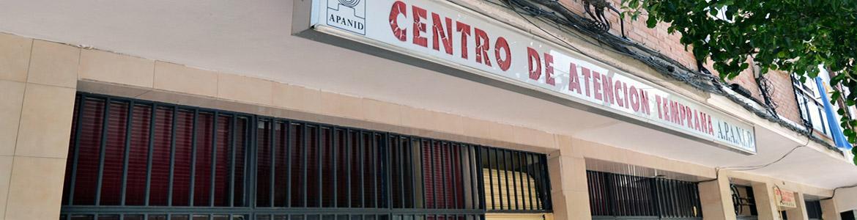 Centro de Atención Temprana (CAT) APANID de Getafe